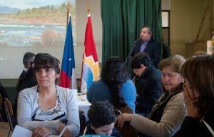 MUNICIPALIDAD SE REUNIÓ CON DIRIGENTES VECINALES EN ENCUENTRO BIMENSUAL