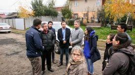 Damnificados por incendio del pasaje ''Godoy'' están recibiendo apoyo municipal