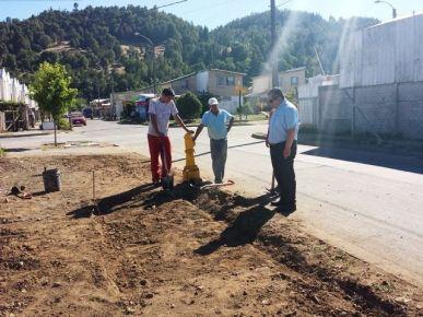 Nueva vereda para pobladores de Villa los Jardines