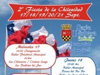 Programa fiesta chilenidad 2014
