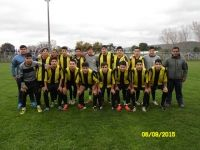 Selección Sub 17 de Santa Bárbara se prepará para fase provincial, en su categoría