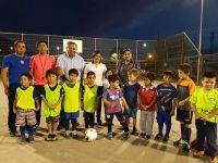 Campeonato Baby Fútbol 'Jhon Ardy Pacheco Lizama' en pleno desarrollo en Santa Bárbara