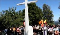 Misa de desagravió en honor a San Sebastián se realizó en santuario de los notros