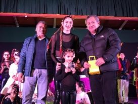 Santa Bárbara celebró el día internacional de la danza