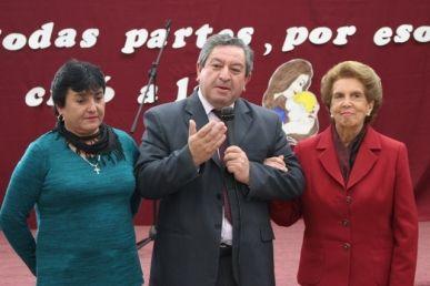 """FESTEJOS DÍA DE LA MADRE, EN EL SECTOR RURAL """"LOS BOLDOS"""", ORGANIZÓ LA MUNICIPALIDAD"""
