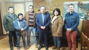 Necesidad de un APR para vecinos de Corcovado, motiva a directivos del sector, a trabajar en coordinación con el municipio