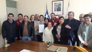 Para reposición de la sede ''11 de Septiembre y construcción sede Altos La Paz'', traspaso de recursos gobierno regional