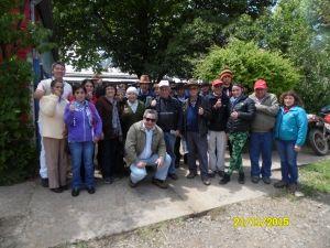 Operativo oftalmológico gratuito del club de leones, y municipio de Santa Bárbara.