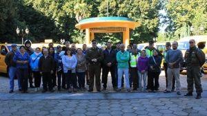 CARABINEROS INICIÓ CAMPAÑA DE FISCALIZACIÓN DEL TRANSPORTE ESCOLAR EN LA COMUNA