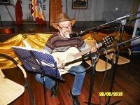 """Comunidad recordó """"día del patrimonio cultural"""", en Santa Bárbara, evento fue organizado por biblioteca pública municipal """"Miguel Ángel romero campos"""""""