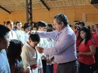 3ra. Versión del  campeonato de judo se celebra en nuestra comuna