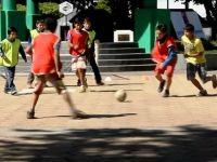 Programa de deporte al aire libre