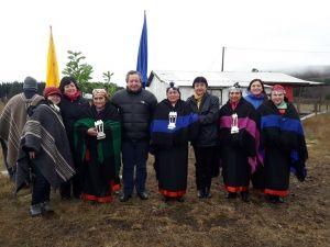 Comunidades indígenas del radio urbano y rural de Santa Bárbara, celebran el Wetripantu