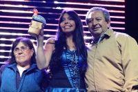 "MIJANOU CANDIA, TRIUNFÓ EN XIX VERSIÓN DEL FESTIVAL ""LA BANDURRIA 2019"" EN COMUNA DE SANTA BÁRBARA"
