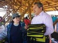 Municipio entregó bolsas ecológicas a través de oficina de medio ambiente