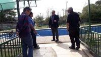 Municipalidad de Santa Bárbara iniciará trabajos de recuperación de la piscina