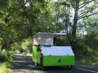 Invitación Eco-carro turístico