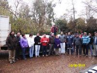 Municipio entregó suplemento alimenticio, para masa ganadera ovina y caprina afectada por sequía